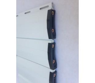 Alluminio 14x55 Alta Densità - Protetta (per guide in ferro)
