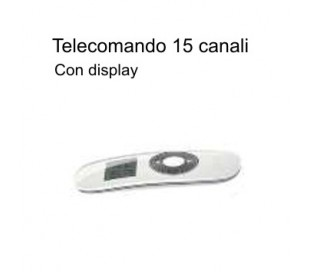 Radiocomando Wireless 15 canali
