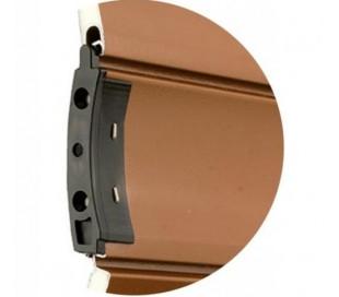 Alluminio 14x55 Protetta (per guide in ferro)