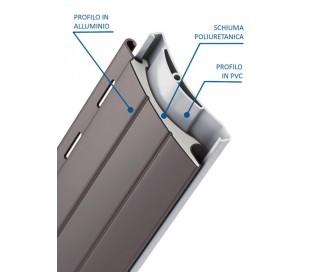 Alluminio Duero mini in pvc e alluminio 9x40