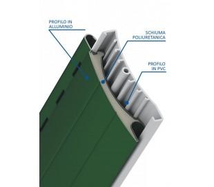 Alluminio Duero AriaLuce (con asola da 18 cm)