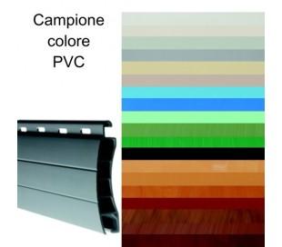Campione colore PVC