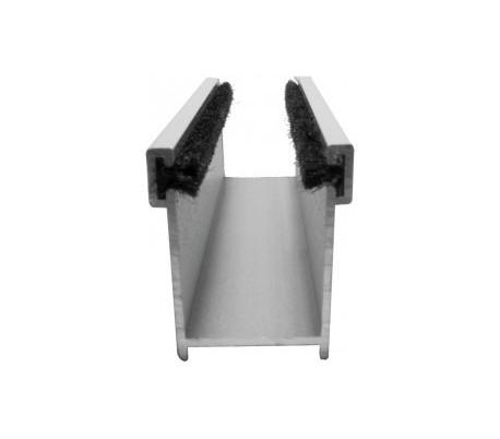 Guide in alluminio 19x28 mm