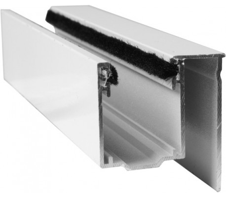 Guide in alluminio 40x30 mm