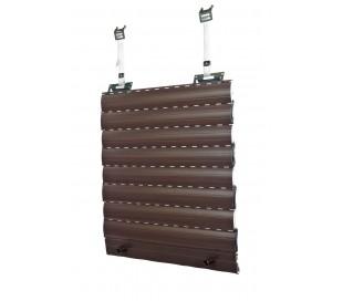 Alluminio 12x55 Protetta (per guide in ferro)